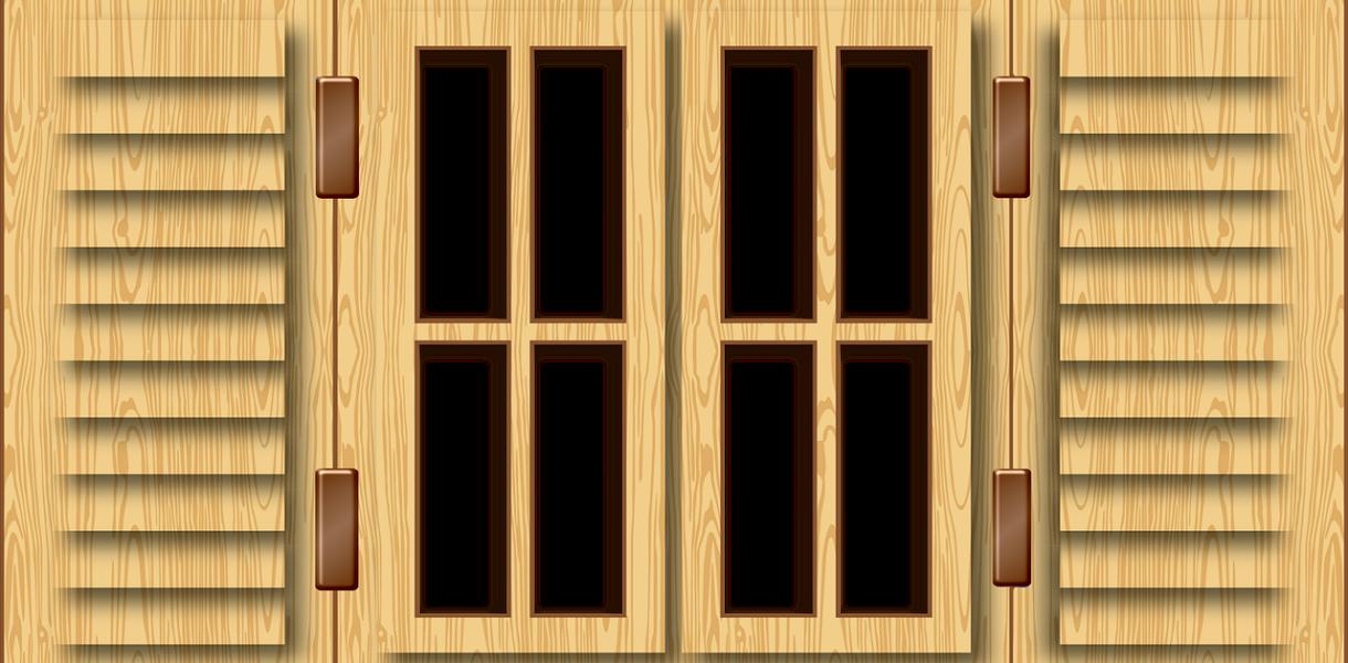Window Wood Glass Frame Shutters  - AnnaliseArt / Pixabay