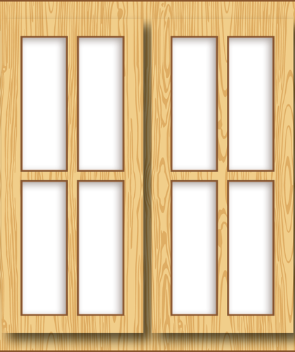 Window Wood Glass Frame Shutters  - AnnaliseArt / Pixabay